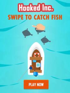 تصویر محیط Hooked Inc: Fisher Tycoon v2.11.2