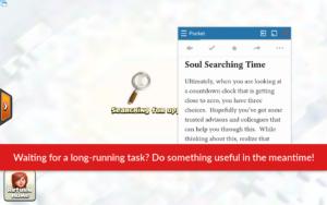 تصویر محیط Floating Apps (multitasking) v4.10.2