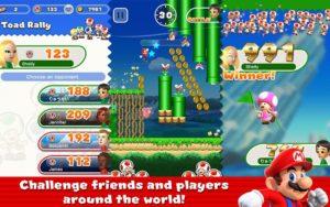 تصویر محیط Super Mario Run v3.0.20