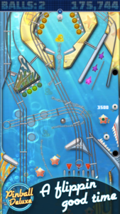 تصویر محیط Pinball Deluxe: Reloaded v2.1.2
