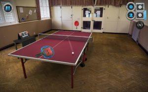 تصویر محیط Table Tennis Touch v3.1.1508.2 + data