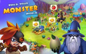 تصویر محیط Monster Legends v11.1.2