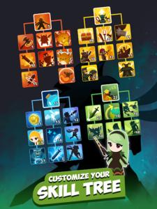 تصویر محیط Tap Titans 2 v5.1.0