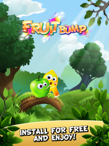 تصویر محیط Fruit Bump v1.3.5.3