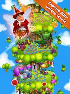 تصویر محیط Fruit Land – match3 adventure v1.378.0
