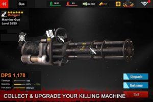 تصویر محیط DEAD WARFARE: Zombie v2.15.8