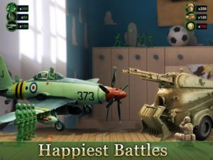 تصویر محیط Army Men Strike v3.10.2