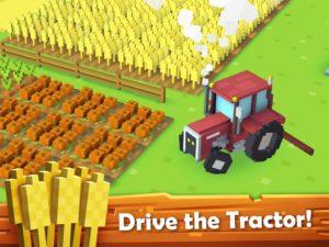 تصویر محیط Blocky Farm v1.2.77