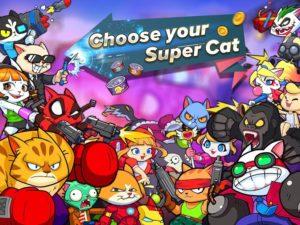 تصویر محیط Super Cats v1.0.38