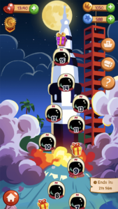 تصویر محیط Angry Birds Blast v2.1.8