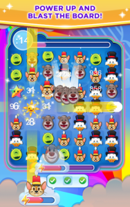 تصویر محیط Disney Emoji Blitz v27.1.0