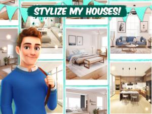 تصویر محیط My Home: Design Dreams v1.0.88