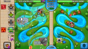 تصویر محیط Bloons TD Battles v6.5.2