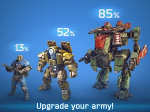 تصویر محیط Battle for the Galaxy v4.1.5