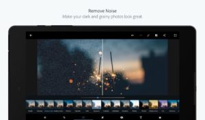 تصویر محیط Adobe Photoshop Express: Easy & Quick Photo Editor v7.4.824