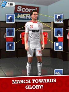 تصویر محیط Score! Hero v2.27