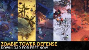 تصویر محیط Last Hope TD – Zombie Tower Defense Games Offline v3.53