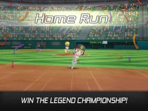 تصویر محیط Baseball Star v1.7.1