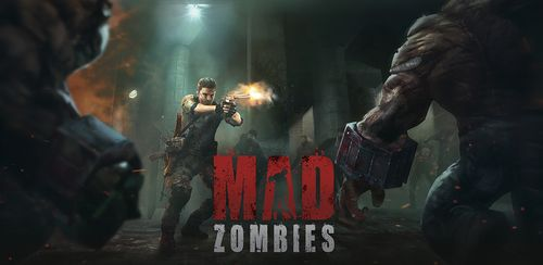 MAD ZOMBIES : Free Sniper Games v5.22.1