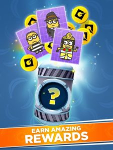 تصویر محیط Minion Rush: Despicable Me Official Game v6.7.1h