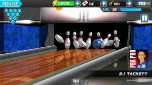 تصویر محیط PBA® Bowling Challenge v3.8.28