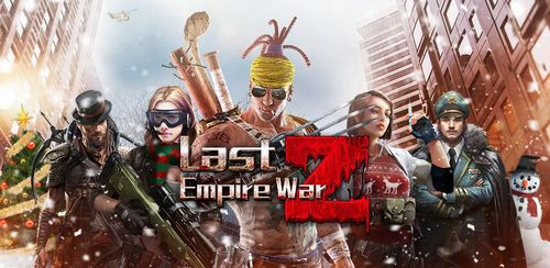 Last Empire – War Z: Strategy v1.0.256 + data