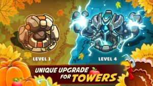 تصویر محیط Empire Warriors TD: Defense Battle (Tower Defense) v0.7.9
