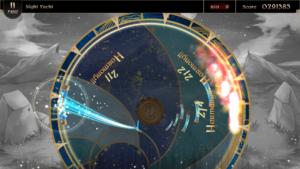 تصویر محیط Lanota v1.13.2 + data