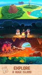 تصویر محیط Tinker Island v1.8.04