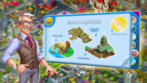 تصویر محیط SuperCity: Build a Story v1.25.1 + data