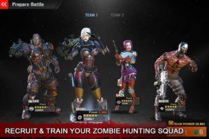 تصویر محیط DEAD WARFARE: Zombie v2.2.0.72 + data