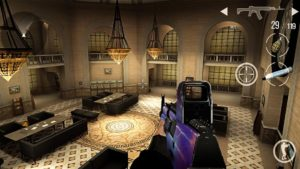 تصویر محیط Modern Strike Online – FPS Shooter! v1.27.5 + data