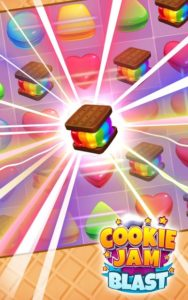 تصویر محیط Cookie Jam Blast – Match & Crush Puzzle v6.50.105