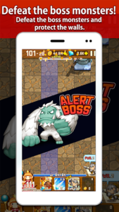 تصویر محیط Monster Breaker Hero v11.06