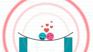 تصویر محیط Love Balls v1.5.8