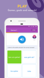 تصویر محیط Memrise: Learn a new language v2.94-25017