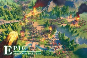 تصویر محیط Rise of Civilizations v1.0.38.8 + data