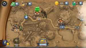 تصویر محیط Magic Siege – Defender v1.8.21