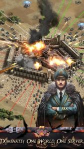 تصویر محیط Last Empire – War Z: Strategy v1.0.321 + data