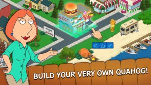 تصویر محیط Family Guy The Quest for Stuff v2.1.5