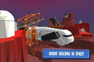تصویر محیط Build a Bridge! v3.1.1