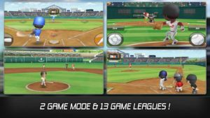 تصویر محیط Baseball Star v1.6.7
