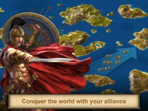 تصویر محیط Grepolis – Divine Strategy MMO v2.201.0