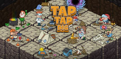 Tap Tap Dig – Idle Clicker Game v1.9.5
