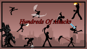 تصویر محیط Revenge Of Stickman Warriors v1.9.0