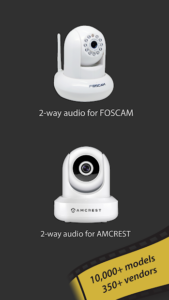 تصویر محیط tinyCam PRO – Swiss knife to monitor IP cameras v11.0.2 build 3