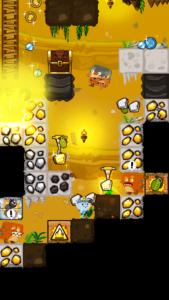 تصویر محیط Pocket Mine 3 v6.6.5