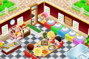 تصویر محیط COOKING MAMA Let's Cook v1.49.0