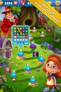 تصویر محیط Fruit Land – match3 adventure v1.276.0