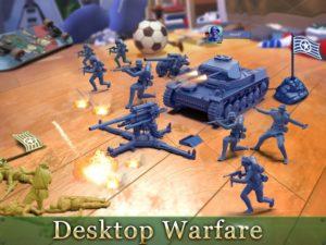 تصویر محیط Army Men Strike v3.17.2